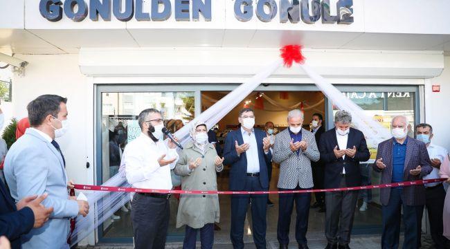 Gönülden Gönüle Giyim Mağazası Açıldı